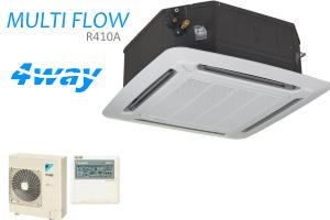 daikin ac cassette r410a multiflow 4way 300x200