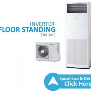 ac floor standing daikin - dealer resmi ac daikin - daikin inverter