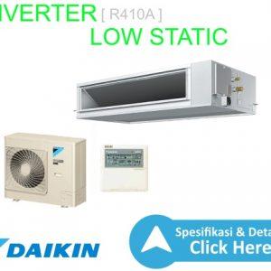 ac split duct daikin - daikin inverter low static r410a